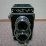 RICOHFLEX MODEL Ⅶという2眼レフカメラ