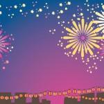 船橋市民まつりの花火はいつ?目の前や、IKEA屋上の場所取り方法!