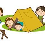 キャンプテントの中古の選び方、ポイント!