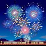 8月の千葉の花火大会!いわい、館山湾、木更津港の日程&時間