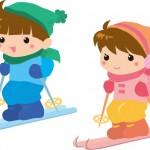 3歳のスキー道具の長さや教え方のコツは?これで上手くなりますよ