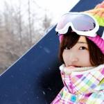 スキースノーボードにゴーグルっているの?