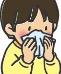 子供がうまく鼻をかめない!正しくかむ方法とこどもへの教え方