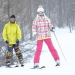 スキーのときの顔の寒さ対策はどうすればいいの?ウェアの流行りは?