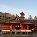 宮島の初詣厳島神社と大聖院に車で行く為の駐車場や時間をチェック