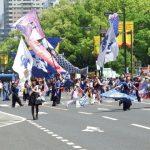 広島フラワーフェスティバルのよさこいの時間は?場所取りや穴場について