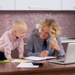 主婦の子育て中の在宅ワークは特技や趣味を生かして楽しもう!
